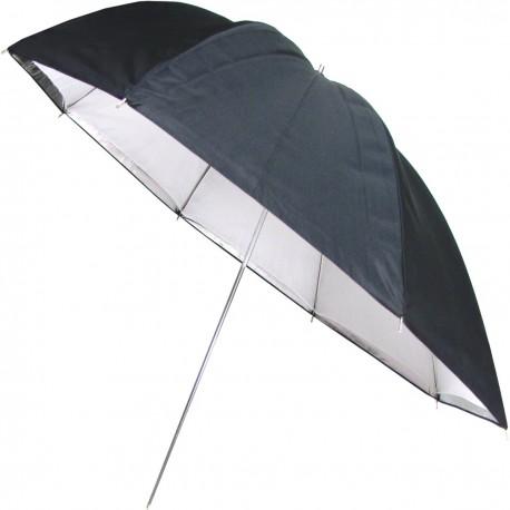 Paraguas reflector y difusor de 3 funciones de 84 cm