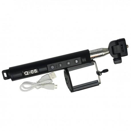"""Brazo extensible para cámara fotográfica y teléfono móvil 1/4"""" de 1005mm con disparador"""