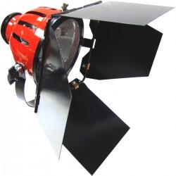 Foco de luz continua de tungsteno de 800W para fotografía