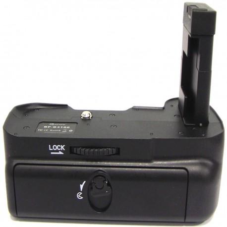 Empuñadura de baterías battery grip para Nikon D3100