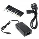 Fuente de alimentación Adaptador universal para ordenador portátil de 12-24 VDC 96W 5A