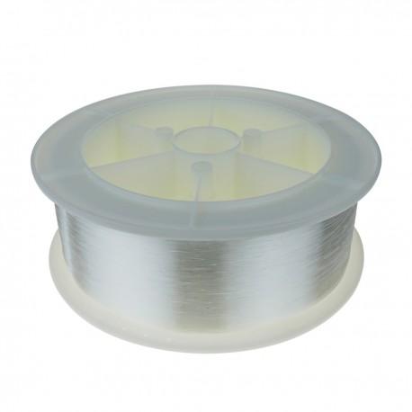 Bobina de fibra óptica de iluminación por LED 1 mm 1500 m Iluminación estrellas de techo