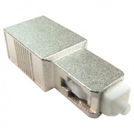 Atenuador de fibra óptica SC/PC monomodo 15dB