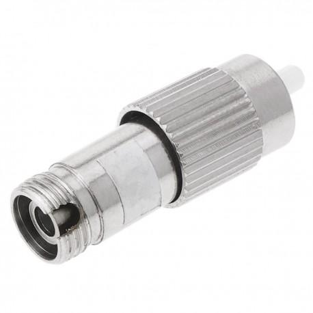 Atenuador de fibra óptica FC/PC monomodo 25dB