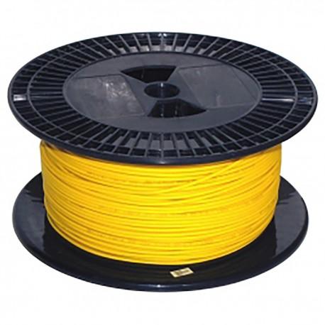 Bobina de fibra óptica 9/125 monomodo 3.0 mm simplex de 300 m OS2
