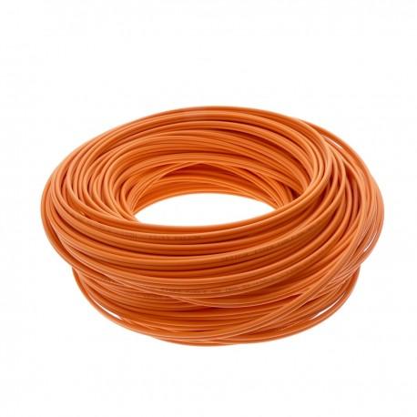 Cable de fibra óptica LC/PC a LC/PC multimodo duplex 50/125 de 50m OM2