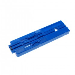 Adaptador de medida del corte para empalme de fibra óptica