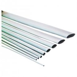 Tubo termoretráctil blanco de 1,6mm en bobina de 3m