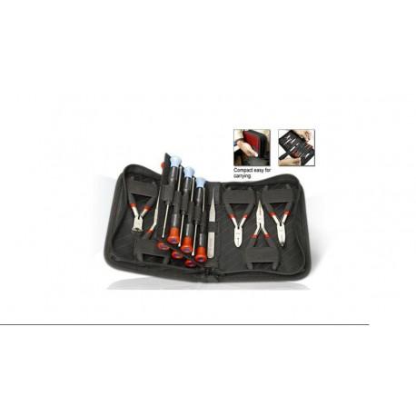 Kit de herramientas Hogar 19 piezas
