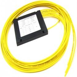 Separador de señal de fibra óptica de 1 a 8 con una ventana de 1310nm