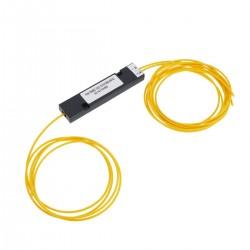 Separador de señal de fibra óptica de 1 a 2 ventanas de 1310/1550nm