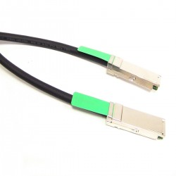 Cable QSFP+ SFF-8436 a QSFP+ SFF-8436 de 40 Gigabit de 1m