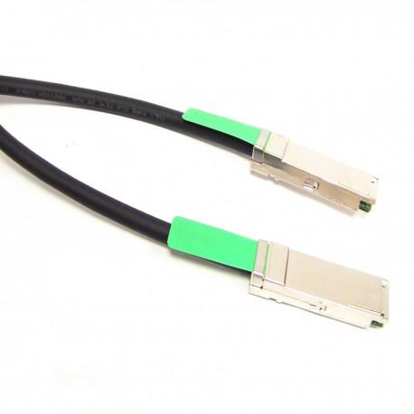 Cable QSFP+ SFF-8436 a QSFP+ SFF-8436 de 40 Gigabit de 2m