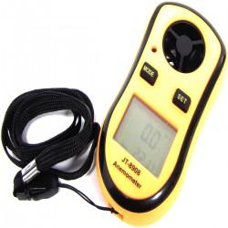 Anemómetro y termómetro digital compacto 8908