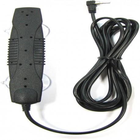 Antena 3G UMTS GPRS con conector CRC9 y fijación por ventosa