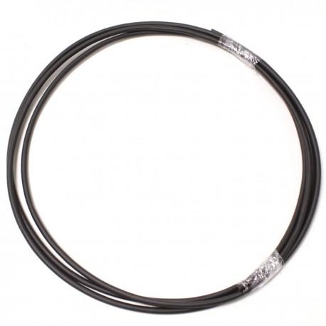 Tubo termoretráctil 2:1 LSHF negro de 5,0mm bobina 3m