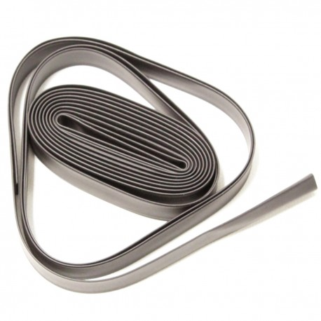 Tubo termoretráctil 2:1 LSHF negro de 7,0mm bobina 3m