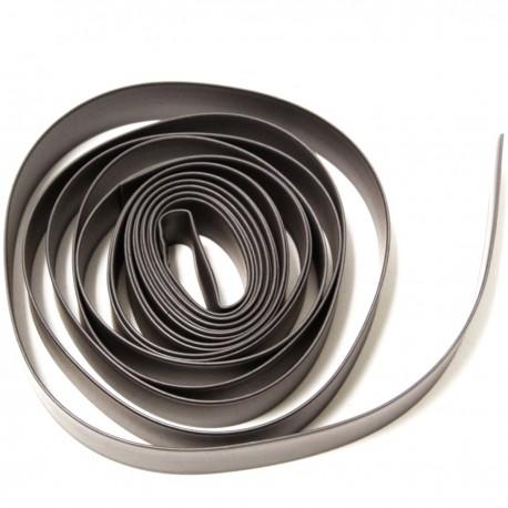 Tubo termoretráctil 2:1 LSHF negro de 13,0mm bobina 3m