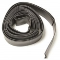 Tubo termoretráctil 2:1 LSHF negro de 25,0mm bobina 3m