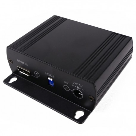 Conversor HDMI a DVI y SPDIF RCA 1080p FullHD