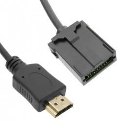 Cable HDMI 1.4 HDMI A macho a HDMI E de 1.5m para automóviles y automoción