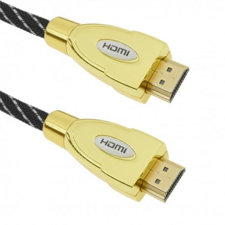 Super cable HDMI 1.4 HDMI-A macho a macho de 1 m