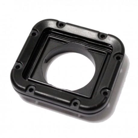 Sistema de fijación de lentes para GoPro Hero-3 modelo GP77