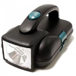Caja de herramientas con linterna de 7LED