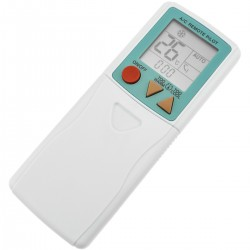 Mando a distancia universal. Control remoto para aire acondicionado calefacción y climatización