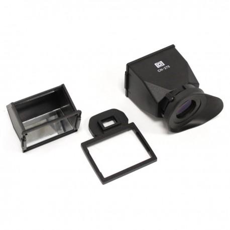 Parasol y ocular de LCD para Canon 500D
