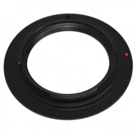 Adaptador de objetivo Leica M39 a cámara Nikon FD
