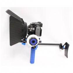 Soporte hombro DSLR Rig kit RL001