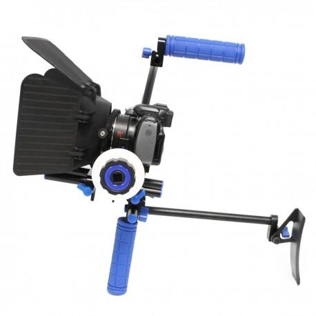 Soporte hombro DSLR Rig kit RL001 PRO