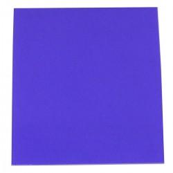 Filtro de fotografia cuadrado para portafiltros cokin 84x95mm azul