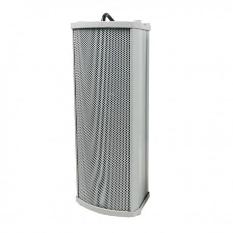 Altavoz de columna para megafonía de 40W 560x130x115mm