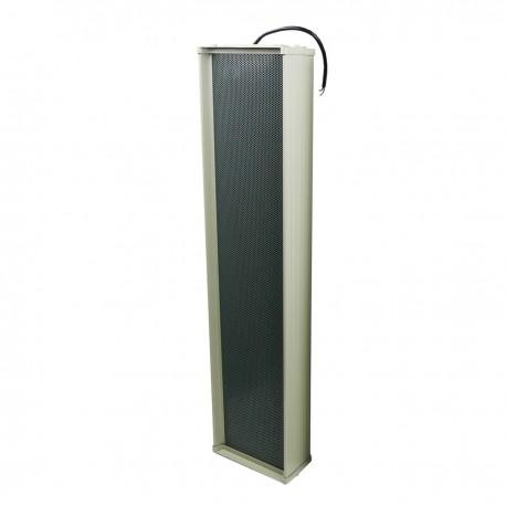 Altavoz de columna para megafonía de 80W 840x200x142mm