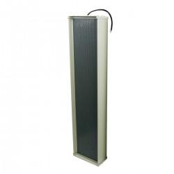 Altavoz de columna para megafonía de 100W 1020x200x142mm