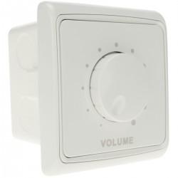 Control de volumen empotrable 10W para altavoz