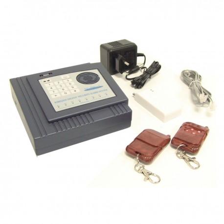 Alarma para teléfono fijo con teclado B