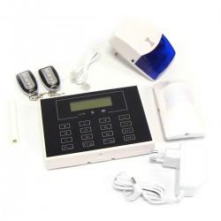 Alarma para GSM de 2 bandas con teclado táctil