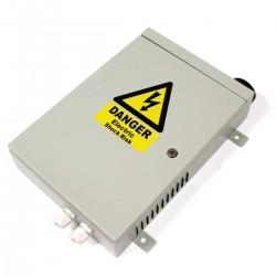Alarma antirobo de instalaciones eléctricas por GSM S250