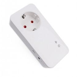 Enchufe GSM remoto por telefonía móvil Simpal T4