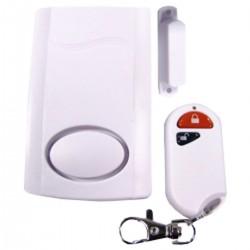 Alarma con sensor magnético cableado para puertas