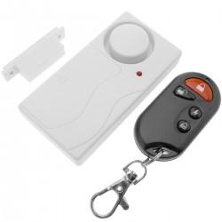 Alarma con sensor magnético inalámbrico para puertas