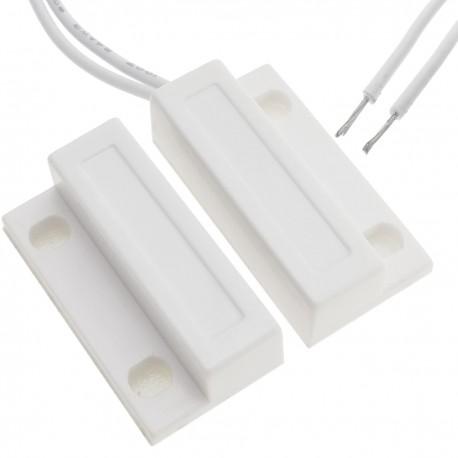 Detector magnético cableado