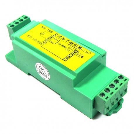 Detector de corriente eléctrica de 0 a 380 VAC