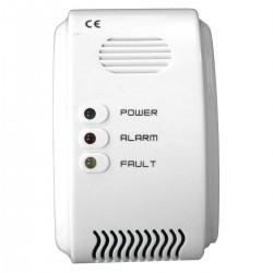Detector de gas LPG butano propano con alarma acústica
