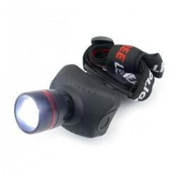 Linterna frontal de 1 LED de super alto brillo