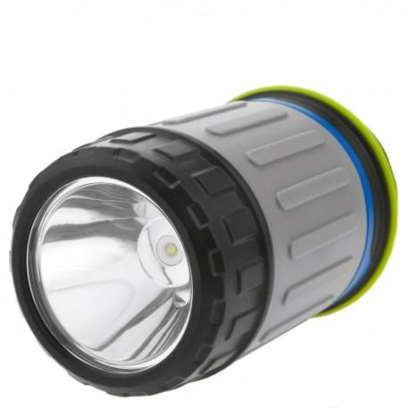 Linterna de camping LED 3W con imán y colgador con PowerBank 3200 mAh