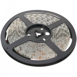 Tira de LEDs flexible 13 lm/led 60 led/m de 5m IP44 verde
